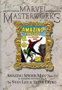 Cover Thumbnail for Marvel Masterworks (Marvel, 1987 series) #1