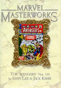 Cover Thumbnail for Marvel Masterworks (Marvel, 1987 series) #4