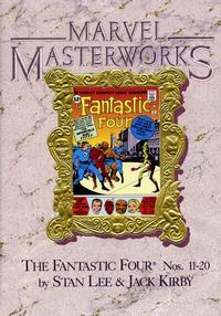 Cover Thumbnail for Marvel Masterworks (Marvel, 1987 series) #6