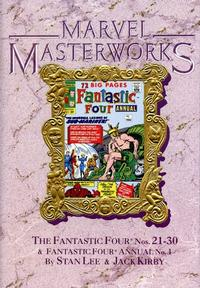 Cover for Marvel Masterworks (Marvel, 1987 series) #13