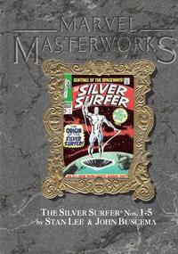 Cover Thumbnail for Marvel Masterworks (Marvel, 1987 series) #15
