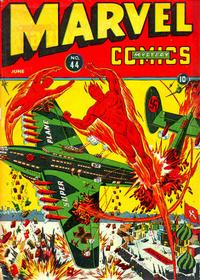 Cover Thumbnail for Marvel Mystery Comics (Marvel, 1939 series) #44