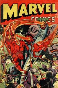 Cover Thumbnail for Marvel Mystery Comics (Marvel, 1939 series) #60