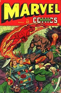 Cover Thumbnail for Marvel Mystery Comics (Marvel, 1939 series) #62