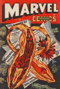 Cover Thumbnail for Marvel Mystery Comics (Marvel, 1939 series) #73