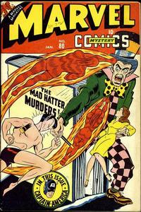 Cover Thumbnail for Marvel Mystery Comics (Marvel, 1939 series) #80