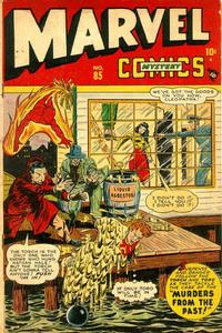 Cover Thumbnail for Marvel Mystery Comics (Marvel, 1939 series) #85