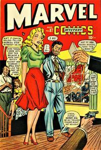Cover Thumbnail for Marvel Mystery Comics (Marvel, 1939 series) #87