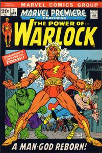 Cover Thumbnail for Marvel Premiere (Marvel, 1972 series) #1