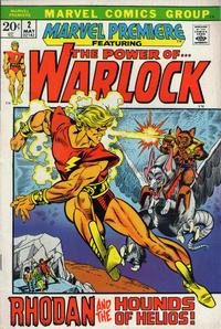 Cover Thumbnail for Marvel Premiere (Marvel, 1972 series) #2