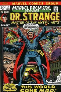 Cover Thumbnail for Marvel Premiere (Marvel, 1972 series) #3