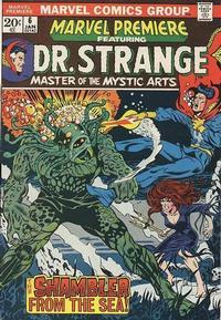 Cover Thumbnail for Marvel Premiere (Marvel, 1972 series) #6