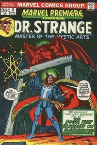 Cover Thumbnail for Marvel Premiere (Marvel, 1972 series) #8