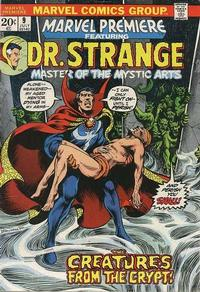 Cover Thumbnail for Marvel Premiere (Marvel, 1972 series) #9