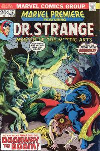 Cover Thumbnail for Marvel Premiere (Marvel, 1972 series) #12