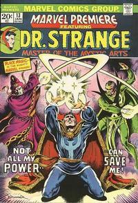 Cover Thumbnail for Marvel Premiere (Marvel, 1972 series) #13