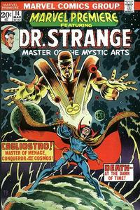 Cover Thumbnail for Marvel Premiere (Marvel, 1972 series) #14