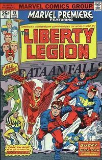 Cover Thumbnail for Marvel Premiere (Marvel, 1972 series) #29 [25¢]