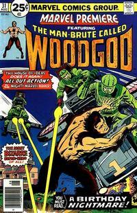Cover Thumbnail for Marvel Premiere (Marvel, 1972 series) #31 [25¢]