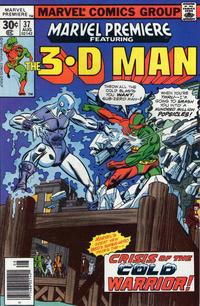 Cover Thumbnail for Marvel Premiere (Marvel, 1972 series) #37 [30¢]