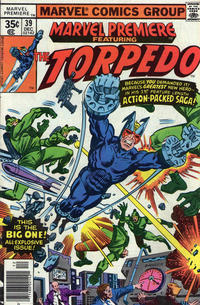 Cover Thumbnail for Marvel Premiere (Marvel, 1972 series) #39