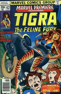 Cover Thumbnail for Marvel Premiere (Marvel, 1972 series) #42