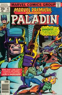 Cover Thumbnail for Marvel Premiere (Marvel, 1972 series) #43