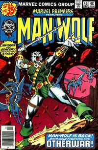 Cover Thumbnail for Marvel Premiere (Marvel, 1972 series) #45