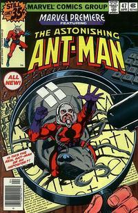 Cover Thumbnail for Marvel Premiere (Marvel, 1972 series) #47 [Regular Edition]