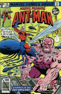 Cover Thumbnail for Marvel Premiere (Marvel, 1972 series) #48 [Direct]