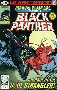 Cover Thumbnail for Marvel Premiere (Marvel, 1972 series) #53