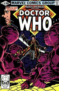 Cover Thumbnail for Marvel Premiere (Marvel, 1972 series) #59 [Direct]