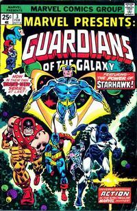 Cover Thumbnail for Marvel Presents (Marvel, 1975 series) #3 [Regular Edition]