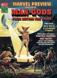 Cover Thumbnail for Marvel Preview (Marvel, 1975 series) #1