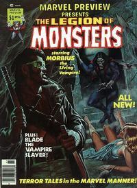 Cover Thumbnail for Marvel Preview (Marvel, 1975 series) #8