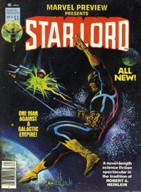 Cover Thumbnail for Marvel Preview (Marvel, 1975 series) #11 [Initial Printing]