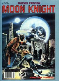 Cover Thumbnail for Marvel Preview (Marvel, 1975 series) #21