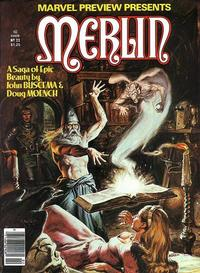 Cover Thumbnail for Marvel Preview (Marvel, 1975 series) #22