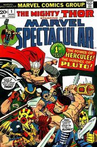 Cover Thumbnail for Marvel Spectacular (Marvel, 1973 series) #1