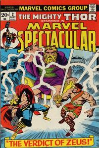 Cover Thumbnail for Marvel Spectacular (Marvel, 1973 series) #2