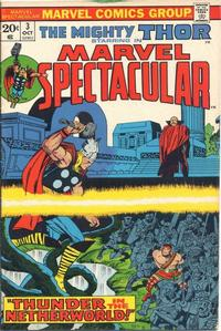 Cover Thumbnail for Marvel Spectacular (Marvel, 1973 series) #3