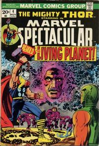 Cover Thumbnail for Marvel Spectacular (Marvel, 1973 series) #4