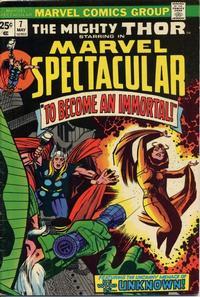 Cover Thumbnail for Marvel Spectacular (Marvel, 1973 series) #7