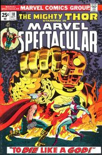 Cover Thumbnail for Marvel Spectacular (Marvel, 1973 series) #10