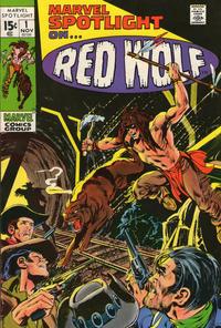 Cover Thumbnail for Marvel Spotlight (Marvel, 1971 series) #1