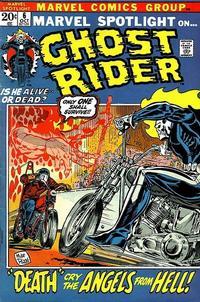 Cover Thumbnail for Marvel Spotlight (Marvel, 1971 series) #6