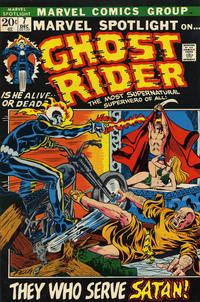Cover Thumbnail for Marvel Spotlight (Marvel, 1971 series) #7