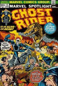 Cover Thumbnail for Marvel Spotlight (Marvel, 1971 series) #9 [Regular Edition]