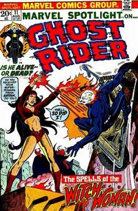 Cover Thumbnail for Marvel Spotlight (Marvel, 1971 series) #11
