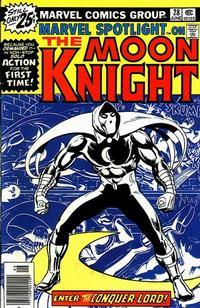 Cover Thumbnail for Marvel Spotlight (Marvel, 1971 series) #28 [25¢]